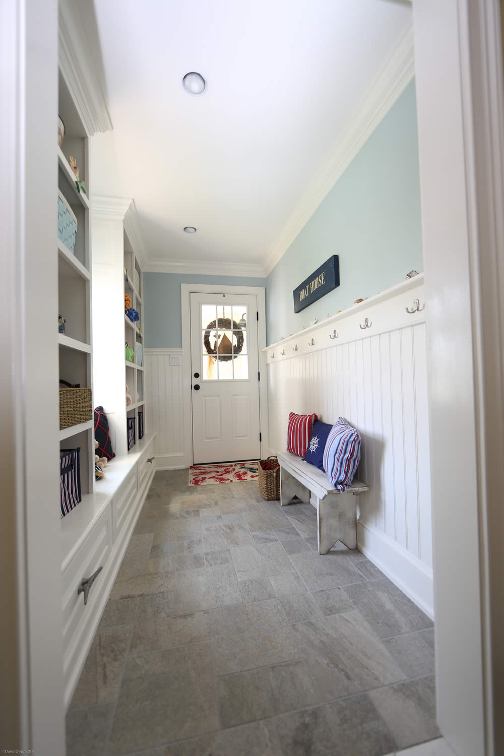 Longport nj mud room churchville Mud room designs laout
