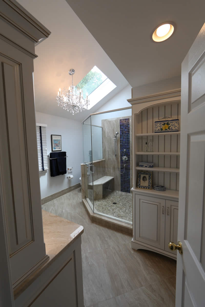 Ambler pa master bath churchville for Style kitchen and bath